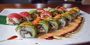 Mikimotos Asian Grill and Sushi Bar Ps