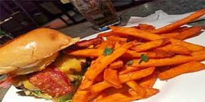 Tommy Joe's Bar & Grill. PS