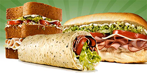 Millo's Sandwhiches PS